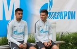 The third Gazprom Training Camp: 16 July morning training