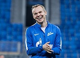 Alexander Anyukov extends his contract at Zenit