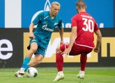 Photo report from Zenit v Tambov