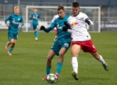 Zenit U19s lose out at home to RB Leipzig in the UYL