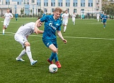 Zenit U17s go down at home to Krasnodar