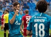 Alexander Erokhin is the Zenit v Tambov Man of the Match
