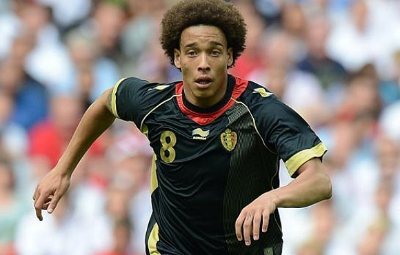 Axel Witsel is coming to St. Petersburg!