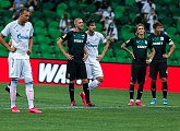 Highlights of Krasnodar v Zenit for viewers outside of Russia