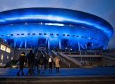 Zenit v Lokomotiv: The Gazprom Arena will open at 5pm with quicker entrance for those without bags