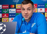 "Artem Dzyuba: ""Tomorrow we must show that the supporters in Russia are just as good"""