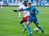 Photos from the UEFA Youth League game between Zenit and RB Leipzig