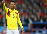 Wilmar Barrios plays his first match for Colombia while a Zenit player