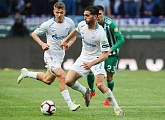 Highlights of Akhmat Grozny v Zenit from the RPL