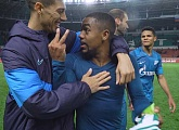 Zenit-TV's Candid Camera at the Cup thriller in Grozny