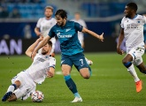 Photo report from Zenit v Club Brugge