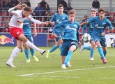 RB Leipzig and Zenit draw in the UEFA Youth League