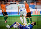 Highlights of Ural v Zenit for viewers outside of Russia