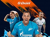 Artem Dzyuba is the G-Drive Player of the Season