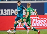 Photo report from Zenit v Rubin Kazan