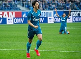 Azmoun scores in his 50th game for Zenit