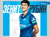 Zenit host Rubin Kazan today at the Gazprom Arena