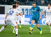 "Artem Dzyuba: ""Maybe we'll have more luck against Leipzig?"""