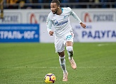 Arsenal Tula v Zenit: Hernani scores one and makes another but Zenit still lose