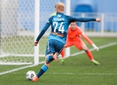Photos from Zenit U19s v Loko U19s at the Smena Stadium