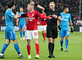 Highlights of Spartak Moscow v Zenit in the Russian Premier Liga