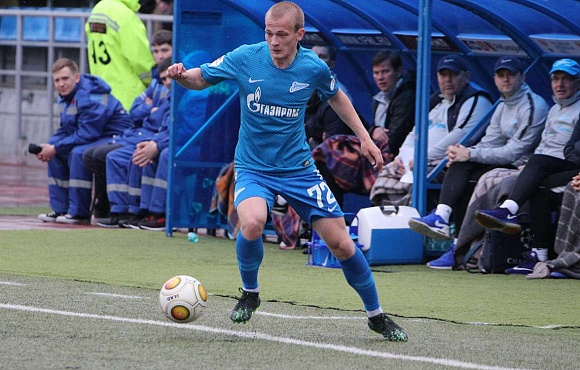 Zenit-2 defeat Mordovia Saransk in the final home game of the season