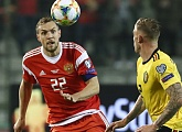 Belgium v Russia: Three Zenit players took part in the match