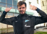 Alexander Erokhin extends his contract with Zenit