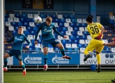Zenit U19s v Khimki U19s photo report