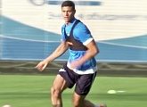 Zenit-TV: Yordan Osorio's first training session