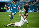 Highlights of Zenit v CSKA Moscow for viewers outside of Russia