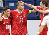 Zenit get all the goals as Russia defeat Serbia