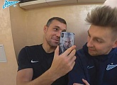 Zenit-TV Vlog: Behind the scenes at the player medicals